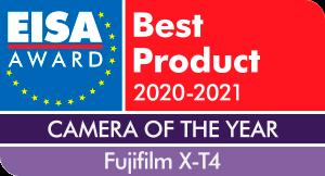 Fujifilm X-T4 + XF 16-55mm f/2.8 R LM WR -järjestelmäkamera, hopea