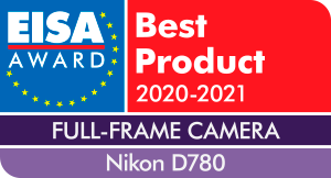 Nikon D780 + AF-S 24-120mm f/4G ED VR -järjestelmäkamera
