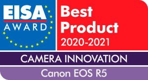Canon EOS R5 + RF 24-105mm f/4-7.1 IS STM -järjestelmäkamera