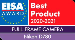Nikon D780 -järjestelmäkamera