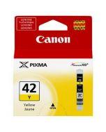 Canon CLI-42Y -mustepatruuna, Yellow