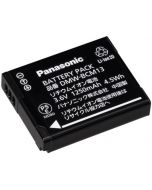 Panasonic DMW-BCM13E -akku (FT5/TZ60/TZ70)