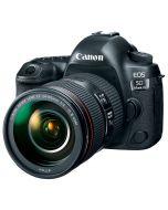 Canon EOS 5D Mark IV + EF 24-105mm f/4 L IS II USM -järjestelmäkamera