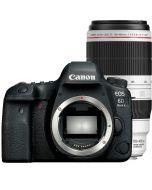 Canon EOS 6D Mark II + EF 100-400mm f/4.5-5.6 L IS II USM -järjestelmäkamera