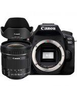 Canon EOS 90D + EF-S 10-18mm f/4.5-5.6 IS STM + EW-73C -järjestelmäkamera