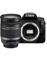 Canon EOS 90D + EF-S 18-200mm f/3.5-5.6 IS -järjestelmäkamera