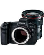 Canon EOS R + EF - EOS R + EF 17-40mm f/4 L USM -järjestelmäkamera