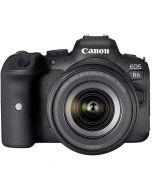 Canon EOS R6 + RF 24-105mm f/4-7.1 IS STM -järjestelmäkamera
