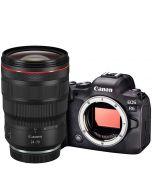 Canon EOS R6 + RF 24-70mm f/2.8 L IS USM -järjestelmäkamera
