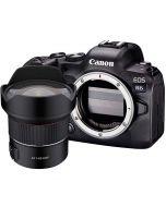 Canon EOS R6 + Samyang AF 14mm f/2.8 -järjestelmäkamera