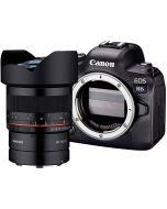Canon EOS R6 + Samyang MF 14mm f/2.8 -järjestelmäkamera