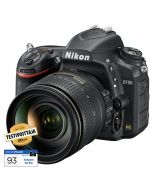 Nikon D750 + AF-S 24-120mm f/4G VR -järjestelmäkamera