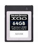 Delkin XQD 64GB -muistikortti