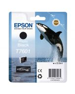 Epson T7601 Photo Black -mustekasetti (SC-P600)