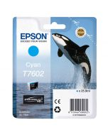 Epson T7602 Cyan -mustekasetti (SC-P600)