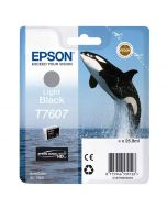 Epson T7607 Light Black -mustekasetti (SC-P600)