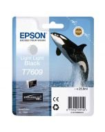 Epson T7609 Light Light Black -mustekasetti (SC-P600)