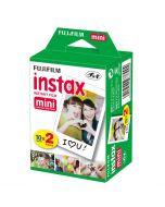 Fuji Instax Mini 2x10 -filmipaketti