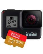 GoPro Hero 7 Black + SanDisk Extreme microSDXC A2 V30 64GB 160MB/s