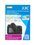 JJC GSP-A7II Glass LCD Screen Protector -suojalasi (Sony)