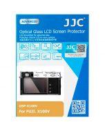 JJC GSP-X100V Glass LCD Screen Protector -suojalasi (Fujifilm X100V, X-T4)