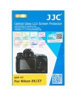 JJC GSP-Z6-Z7 Glass LCD Screen Protector -suojalasi (Nikon Z6, Z6II, Z7, Z7II)