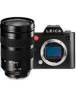 Leica SL (TYP601) + SL 24-90mm f/2.8-4 Asph. -järjestelmäkamera