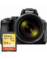 Nikon Coolpix P950 + SanDisk Extreme SDXC V30 64GB 150MB/s