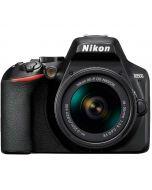 Nikon D3500 + AF-P 18-55mm f/3.5-5.6G VR -järjestelmäkamera