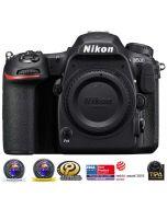Nikon D500 -järjestelmäkamera, runko