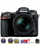 Nikon D500 + AF-S 24-120mm f/4G VR -järjestelmäkamera