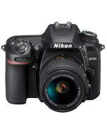 Nikon D7500 + AF-P 18-55mm VR -järjestelmäkamera