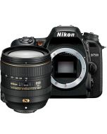 Nikon D7500 + AF-S 16-80mm f/2.8-4E ED VR -järjestelmäkamera