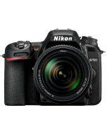 Nikon D7500 + AF-S 18-140mm VR -järjestelmäkamera