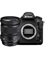 Nikon D850 + Sigma 24-105/4 A DG OS HSM