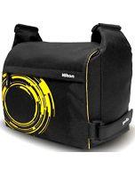 Nikon Golla -kameralaukku, musta