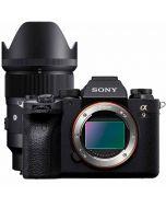 Sony A9 Mark II + Sigma 35mm f/1.4 Art DG HSM -järjestelmäkamera