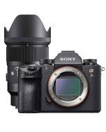Sony A9 + Sigma 35mm f/1.4 Art DG HSM -järjestelmäkamera
