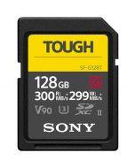 Sony SF-G128T Tough SDXC 128GB 300MB/s UHS-II V90 -muistikortti