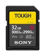 Sony SF-G32T Tough SDHC 32GB 300MB/s UHS-II V90 -muistikortti