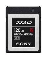 Sony 120GB XQD 440MB/s G-series -muistikortti