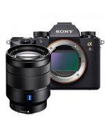 Sony A9 + Zeiss Vario Tessar T* FE 24-70mm f/4 ZA OSS -järjestelmäkamera