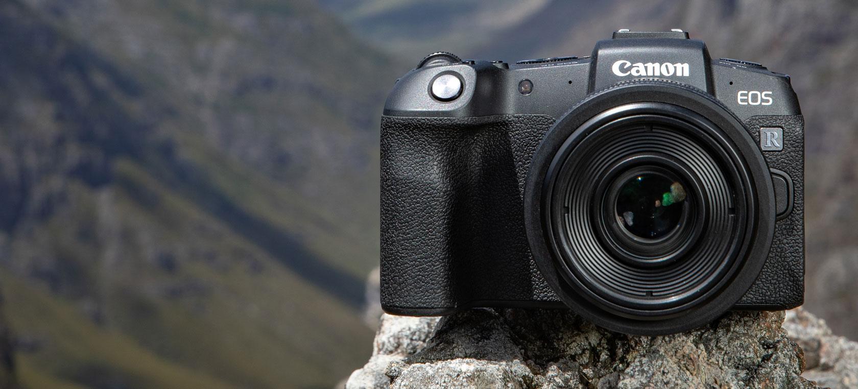 Canon EOS RP nyt varastossa!