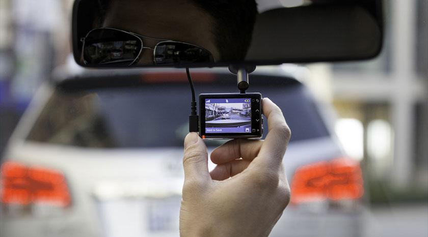 Mikä ihmeen autokamera?