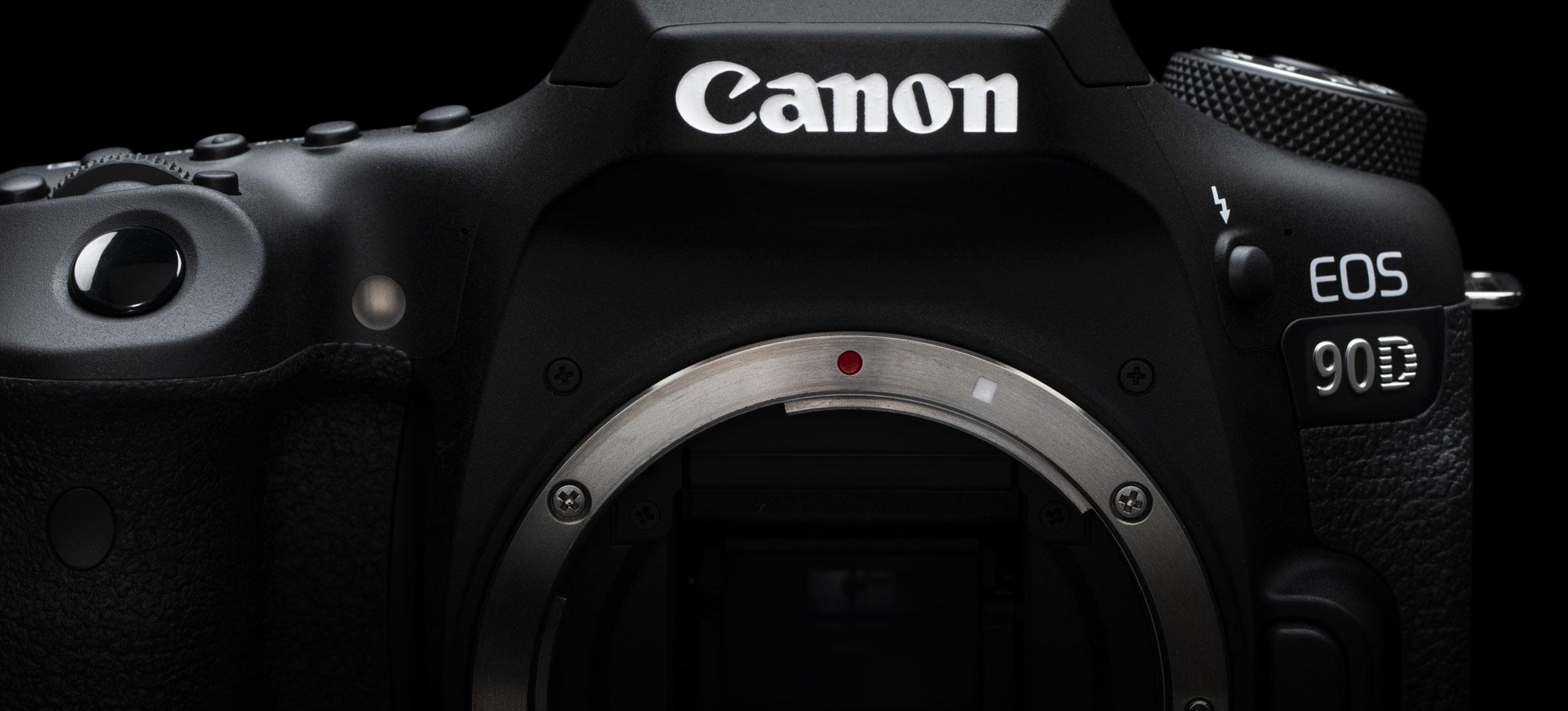 Canon-uutuus EOS 90D!