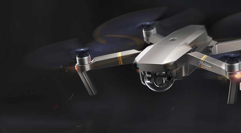 Tutustu drone-kuvaamiseet