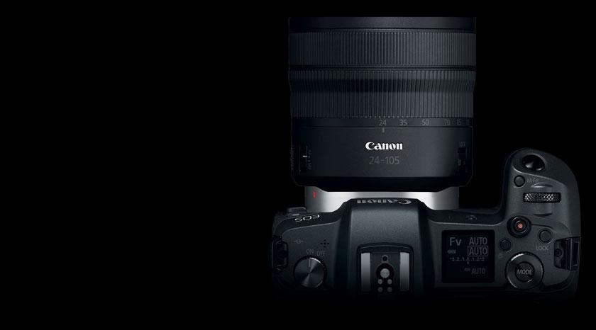 Canon RF -objektiivit