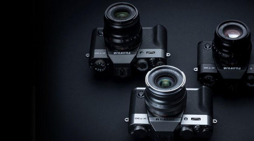 Ennakkotilaa Fujifilm X-T30!