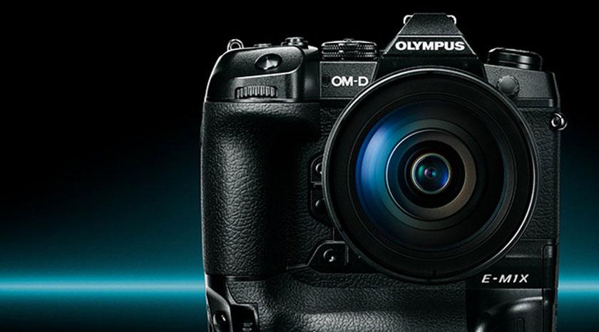 Odotettu uutuus! Olympus OM-D E-M1X