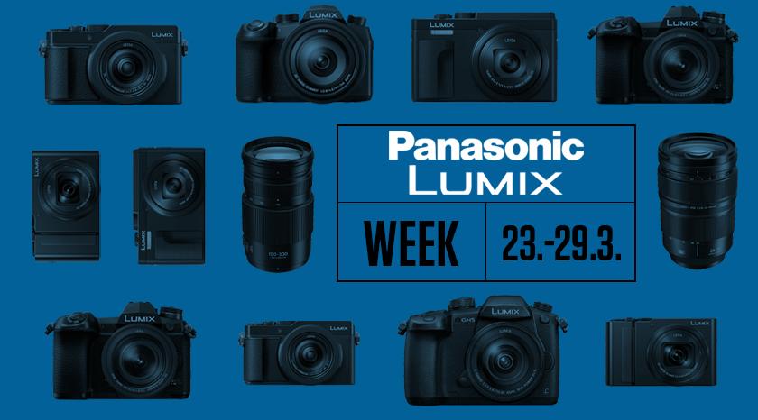 Panasonic Lumix Week!